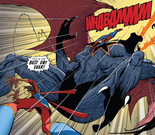 Amazing Spider-Man 8 [Matlock]