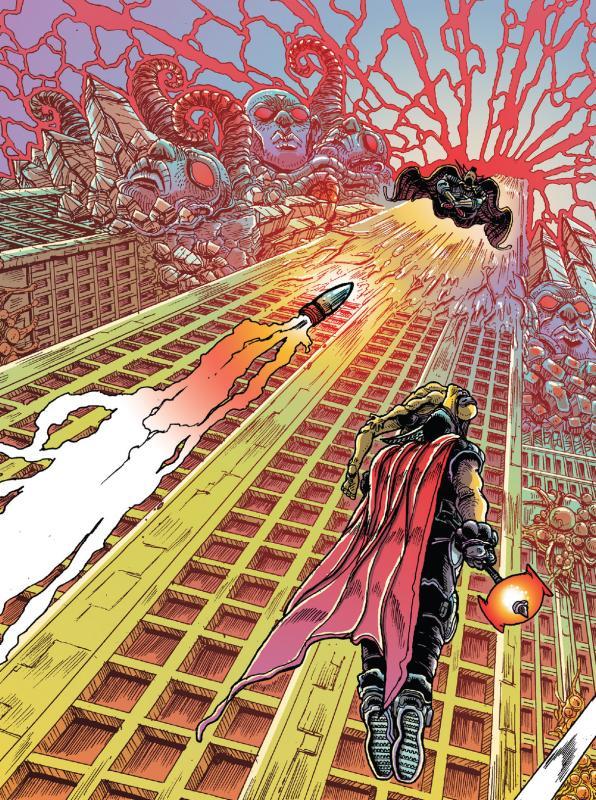 Avengers 100th [Matlock]