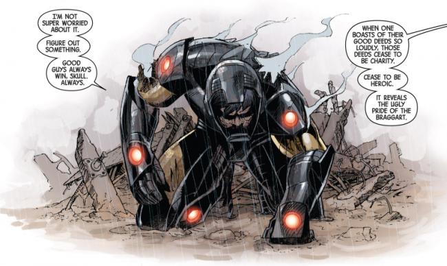 Avengers X-Men Axis 2 [Matlock]