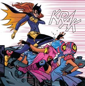 Batgirl 36 [Matlock]