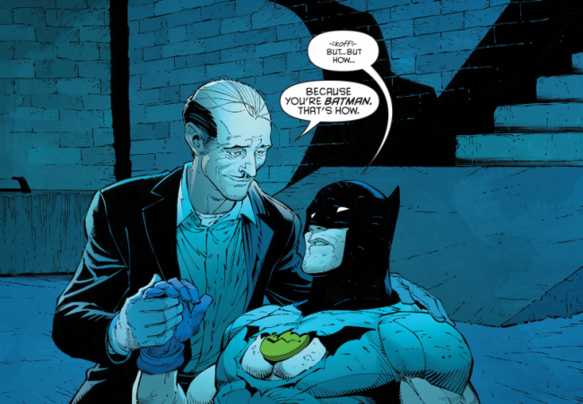 Batman 33 [Matlock]