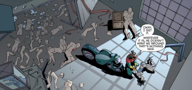 Batman and Robin FE 1 [Matlock]