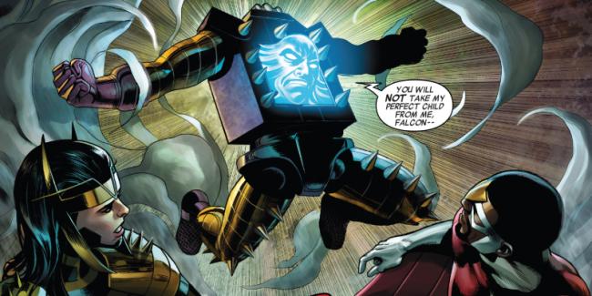 Captain America 24 [Matlock]