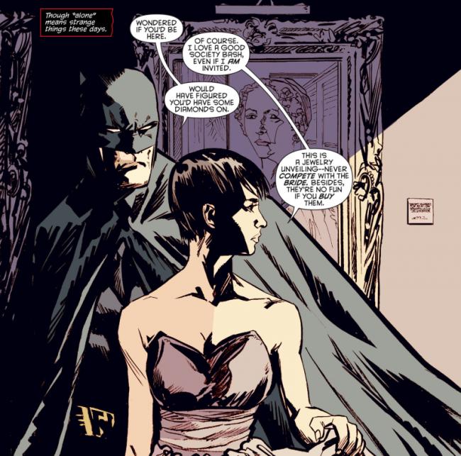 Catwoman 35 [Matlock]