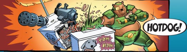 Deadpool Biannual 1 [Matlock]