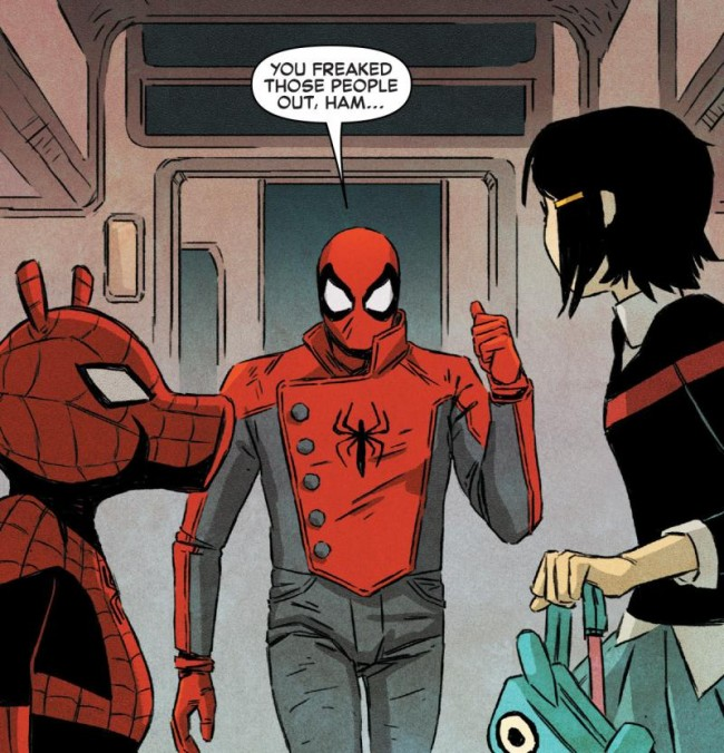 Edge of Spider-Verse 5 [Matlock]