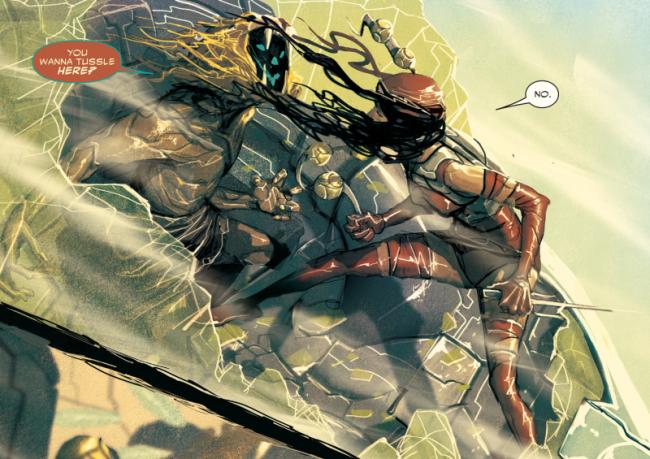 Elektra #4 (Matlock)