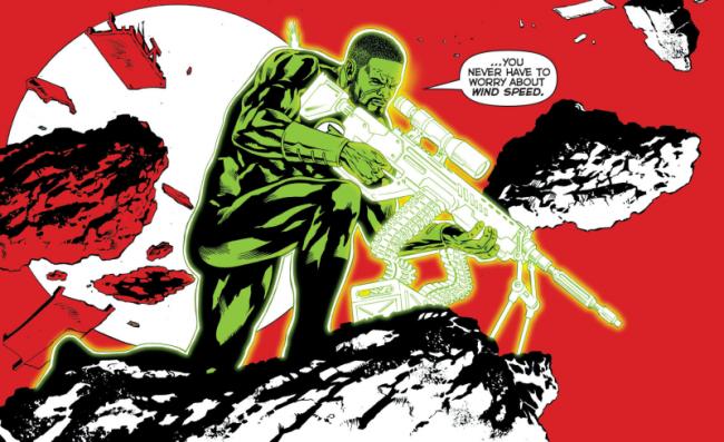 Green Lantern Corps FE 1 [Matlock]