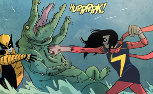 Ms Marvel #6 (Matlock)