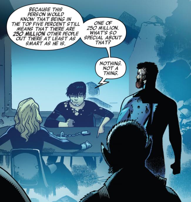 New Avengers 25 [Matlock]