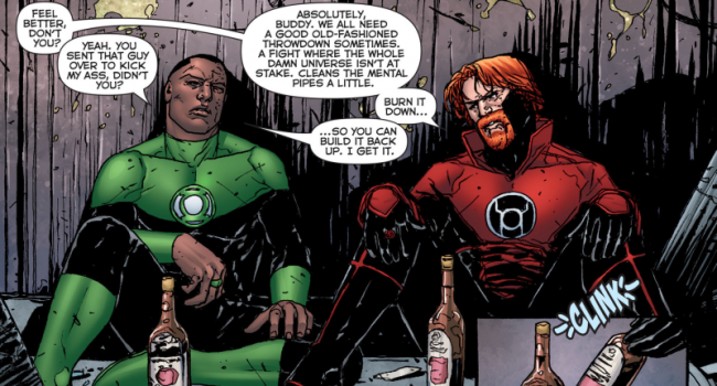 Red Lanterns 33 [Matlock]