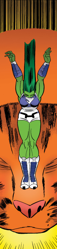 She-Hulk 7 [Matlock]