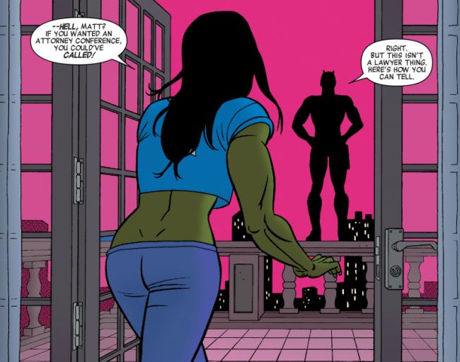 She-Hulk 9 [Matlock]