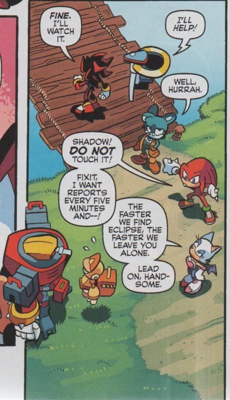 Sonic Universe 67