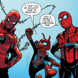 Spider-Verse Team-Up 1 [Matlock]