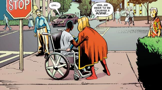 Supergirl 34 [Matlock]