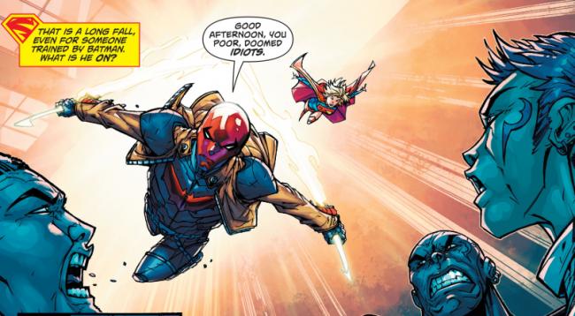 Supergirl 35 [Matlock]
