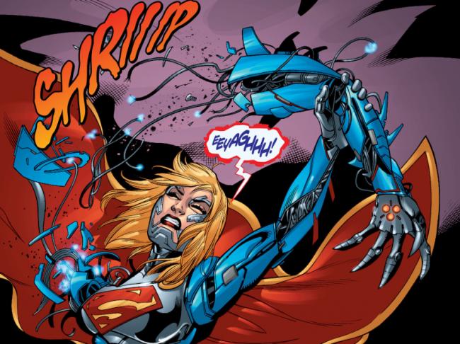 Supergirl FE 1 [Matlock]