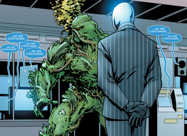 Swamp Thing 35 [Matlock]