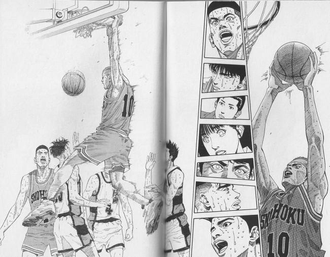 Takehiko Inoue - Slam Dunk - 04