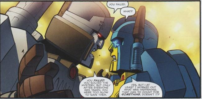 Transformers MtMtE 3#1