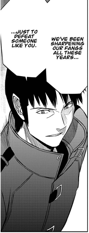 World Trigger 70 [Dan]