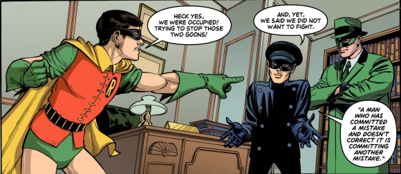 batman 66 meet green hornet 10 [Gavok]