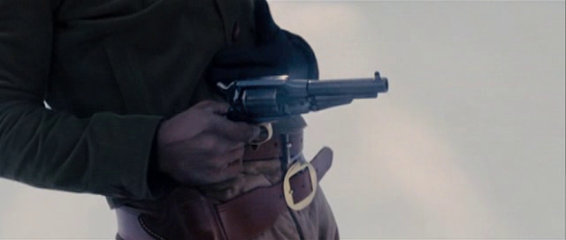 django unchained - hey pistolero